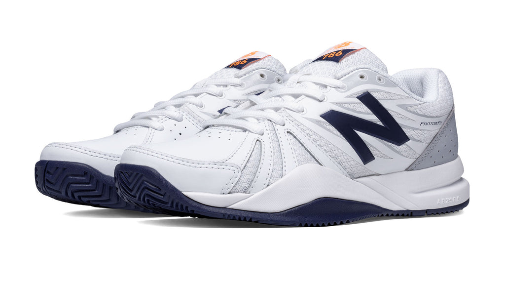 Women's New Balance 786 v.2 - women's court shoes - Sports 4