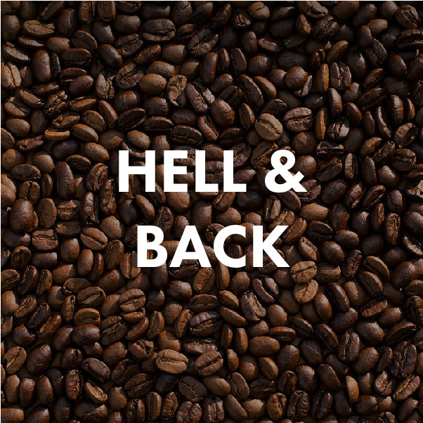 Hell & Back Coffee Blend | Telegraph Coffee & Tap