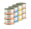Almo Nature Cat HQS Natural Rotational Pack 24 Cans 2.47 oz 70 g