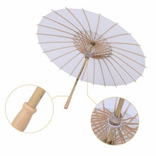 Load image into Gallery viewer, Paper Decorative Parasol Umbrella for Wedding Women - TuneUpTrends.com