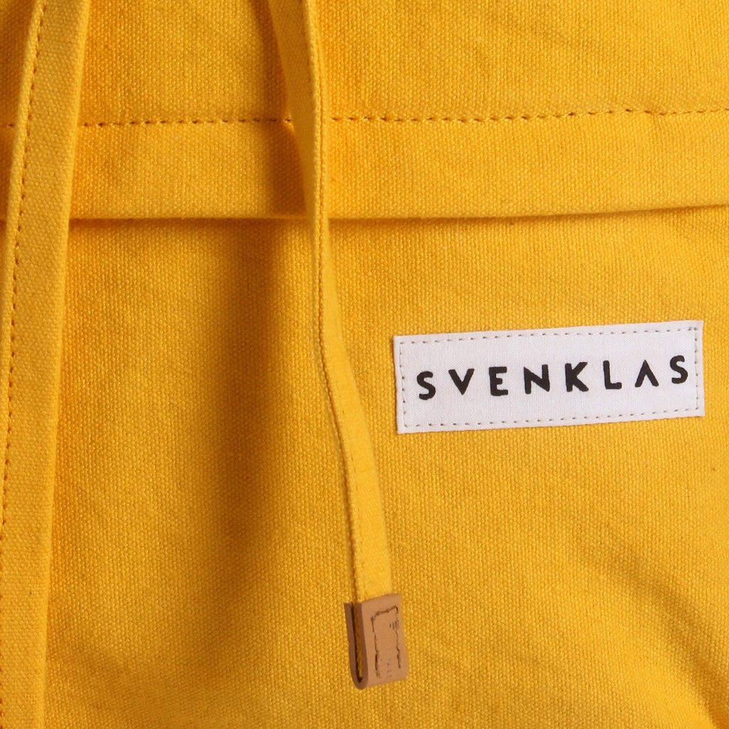 Svenklas-hagen-backpack-yellow