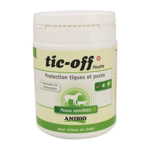 Anibio - Tic-Off 140g or 500g