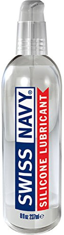 Swiss Navy Silicone Lube