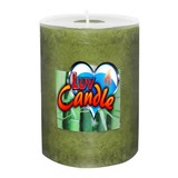 LuvCandle Pillar