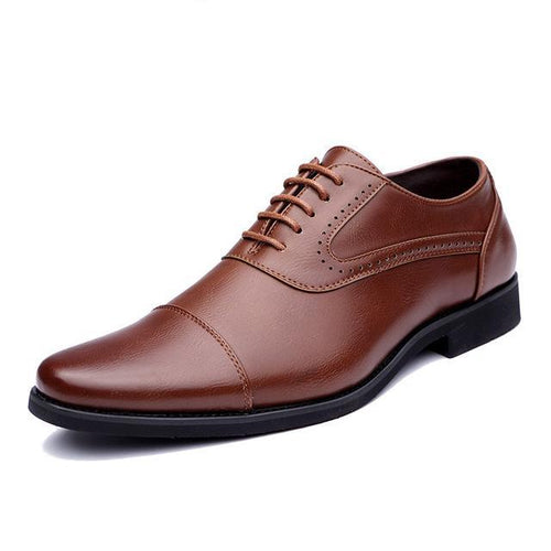 Genova Oxford Leather Shoes