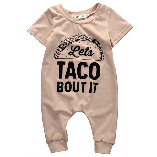 Let Taco bout it Romper