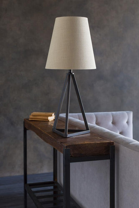 Belmont Table Lamp 2-Table Lamp-Surya-Wall2Wall Furnishings