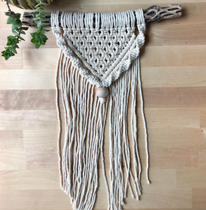 Macrame Workshop June 6th