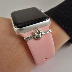 Paw Print Apple Watch Charm