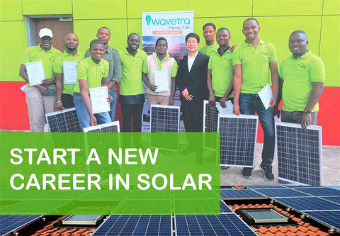 solar inverter training center in Port Harcourt