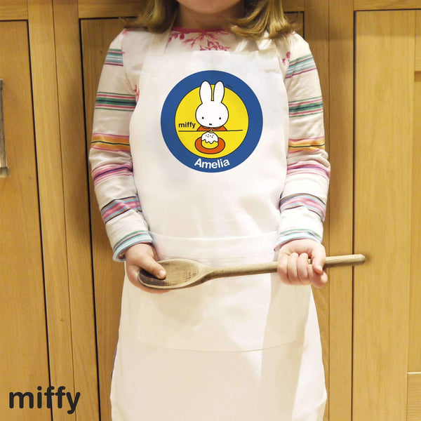 Personalised Miffy Children's Apron