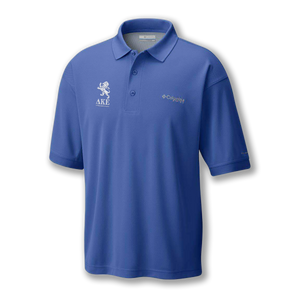 Delta Kappa Epsilon - 175th Anniversary Custom Columbia Polo