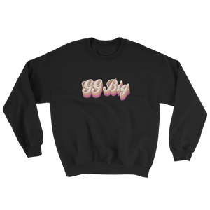 "Retro ""GG Big"" Sweatshirt"