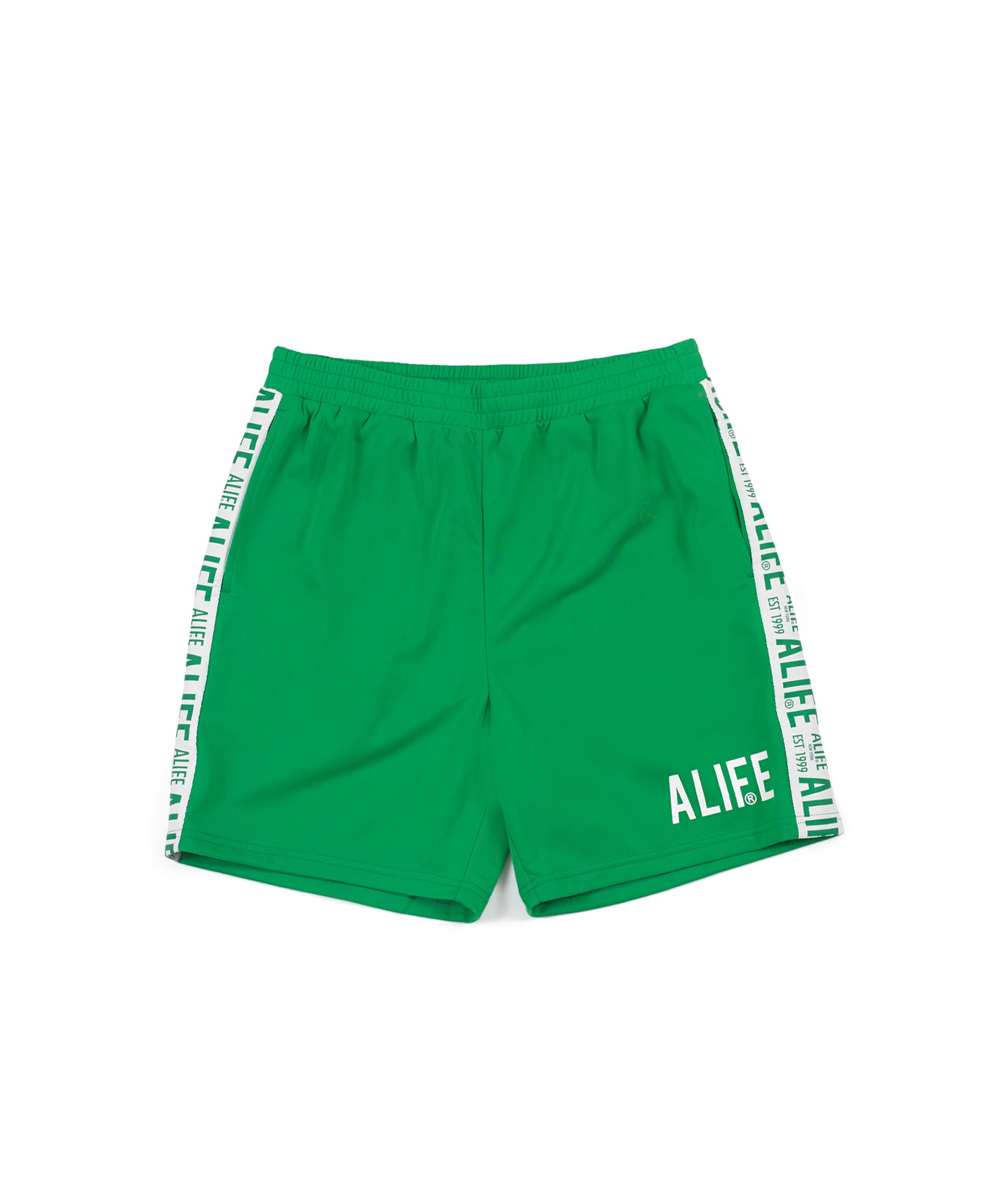 Alife Est 1999 Taped Track Short