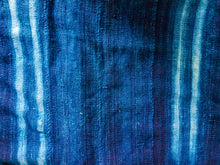 Vintage Indigo Throws