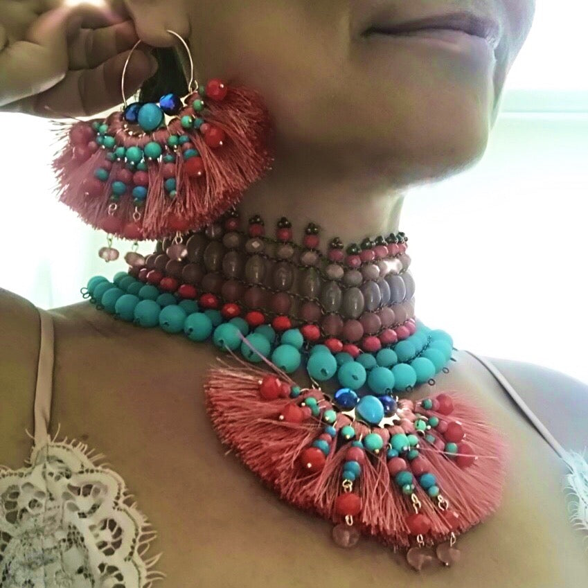 Sevilla Necklace/Choker