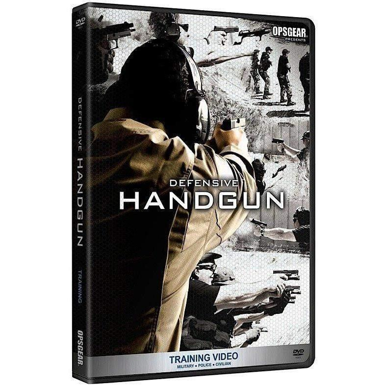 Defensive Handgun DVD