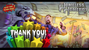 Kickstarter Thank You Shoutouts!! We Couldn't Have Done It Without You Guys!!!