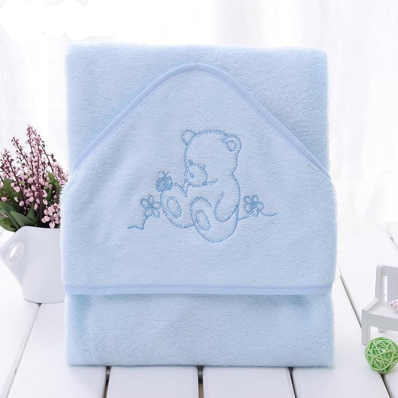100% bamboo fiber super soft and comortable baby towel