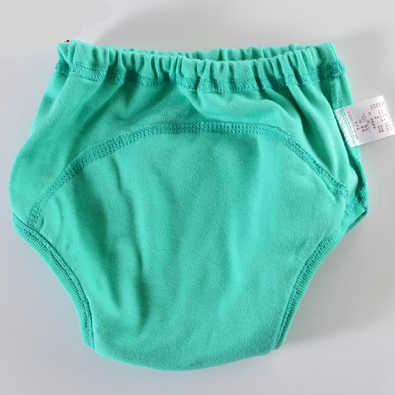 Reusable Nappies Training 4 layers Baby Shorts Underwear