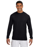 A4 Dri-Fit Long Sleeve Shirt