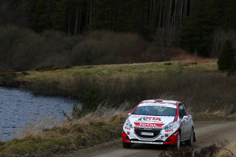 Wilson wins his first Junior BRC event