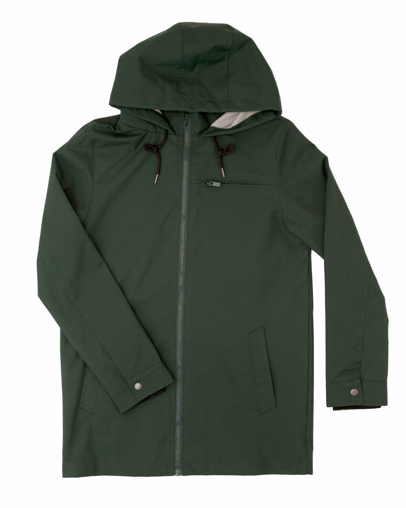 Partington Raincoat- Big Sur