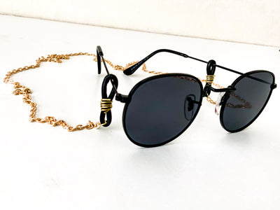 Gold Sunglass Chains