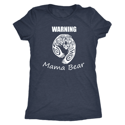 WARNING Mama Bear Celtic