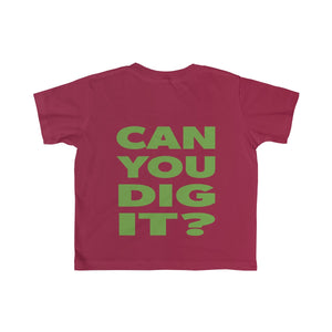 Can You Dig It? | Kid's Fine Jersey Tee - Gold Prospectors Association of America