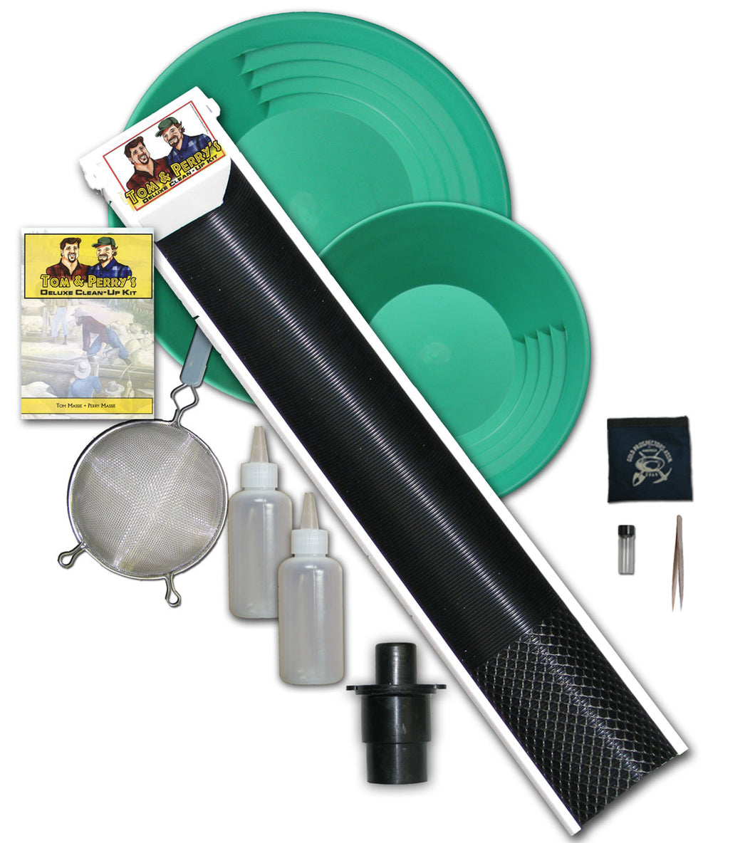 Tom & Perry Clean Up Kit - Gold Prospectors Association of America