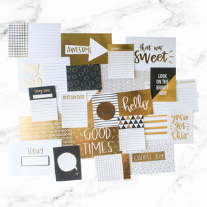 """CHOOSE TO SHINE"" JOURNALING CARD ONLY ADD-ON"