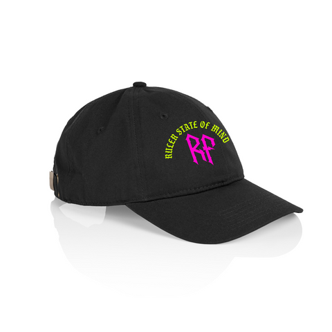 RF Bolts Cap-Black - RULA FIT