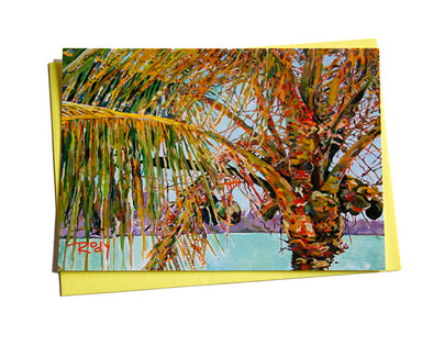 Winter Solace Note Card