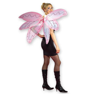 Pink Pixie Wings