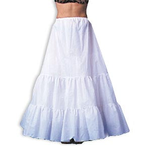Petticoat with Ruffles
