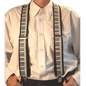 Piano Suspenders