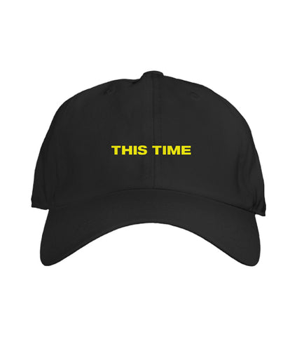 THIS TIME Hat