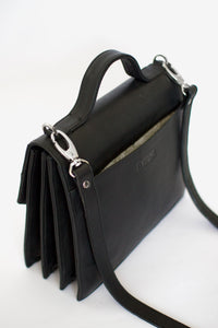 Cartera York Negra
