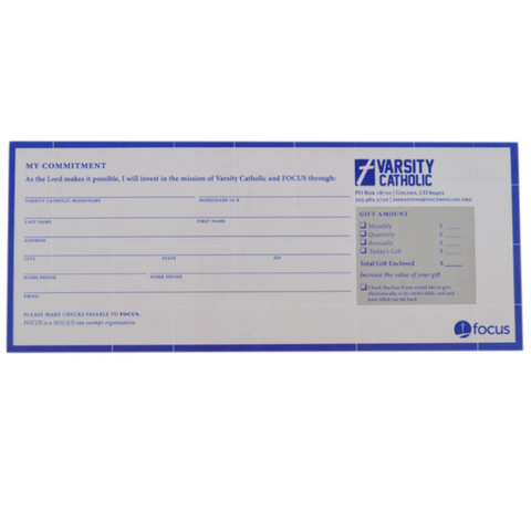Business Reply Envelopes - 25 Count