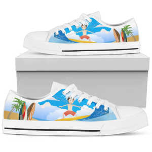 Surfing - Low Top Donna -