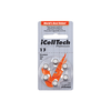 iCellTech Platinum Hearing Aid Batteries (QTY 60) Size 13