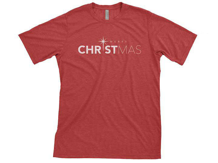 Merry Christmas (T-shirt)