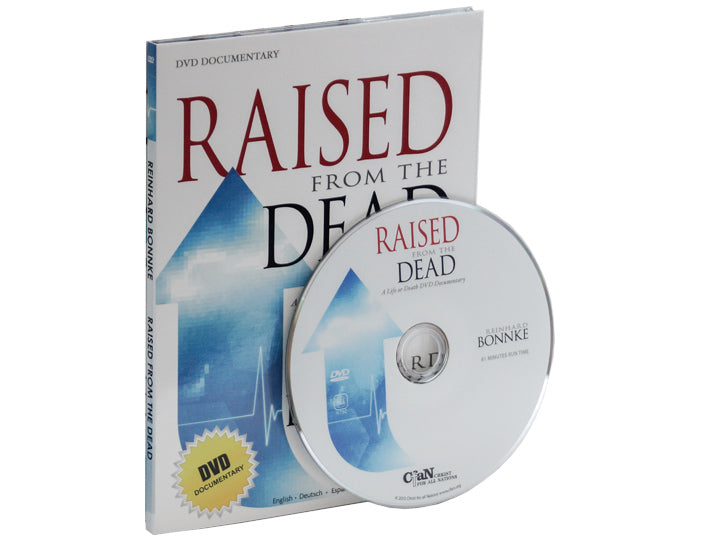 Raised from the Dead (DVD)