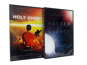 Holy Ghost (DVD) + Father of Lights (DVD)