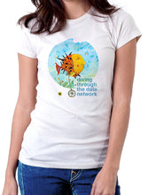 Moda Geek - Camisetas Originales Data Science - Diving Fish - pasionteki.com