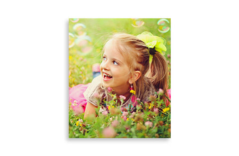 Photo Canvas 8'' x 10''