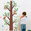 Image of Jungle Monkey Kids Bedroom Wall Sticker
