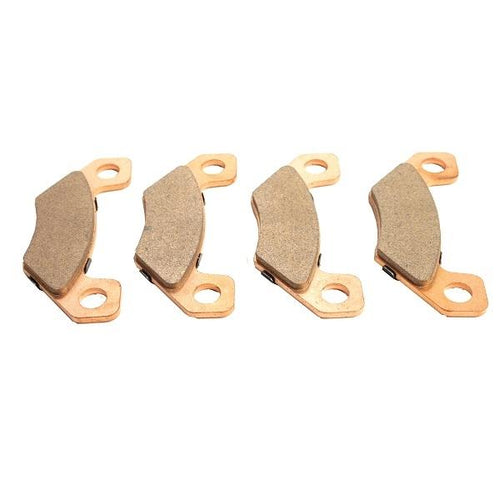 Disc brake Pad kit Carryall 295
