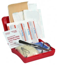 First Aid Kit FAK04B 'Essentials' In Red Box